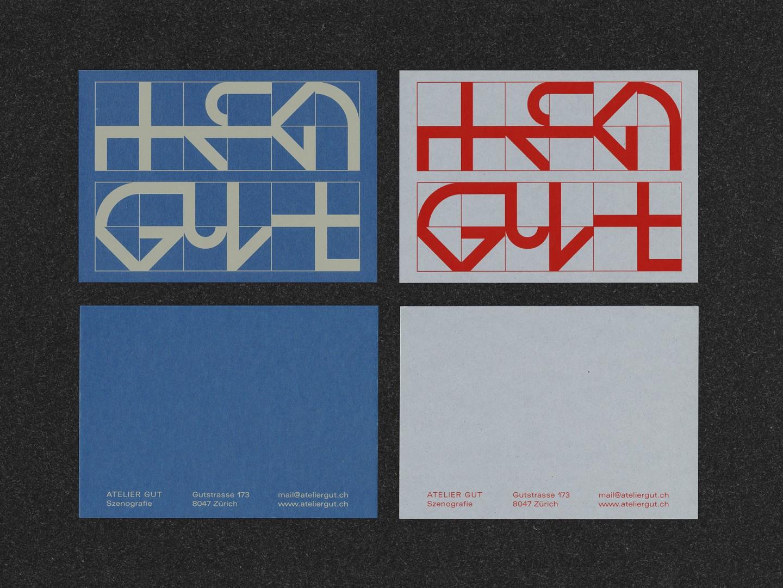 Atelier Gut – Corporate Identity